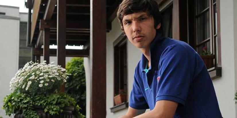 Genç kaleci Alperen'den Muslera'ya övgü