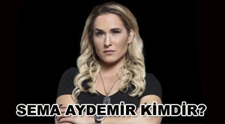 Sema Aydemir kimdir? Survivor 2018 All Star