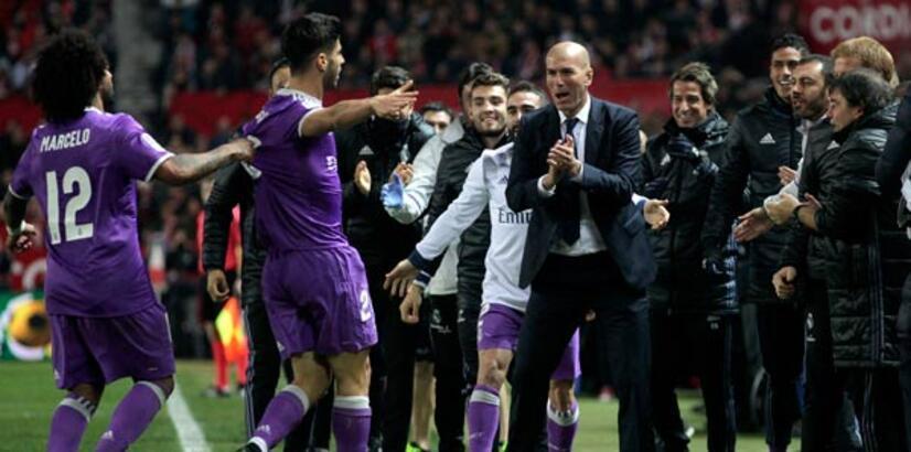 Sevilla - Real Madrid: 3-3