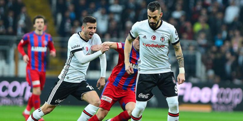 Beşiktaş - Kardemir Karabükspor: 5-0 (İşte maçın özeti)