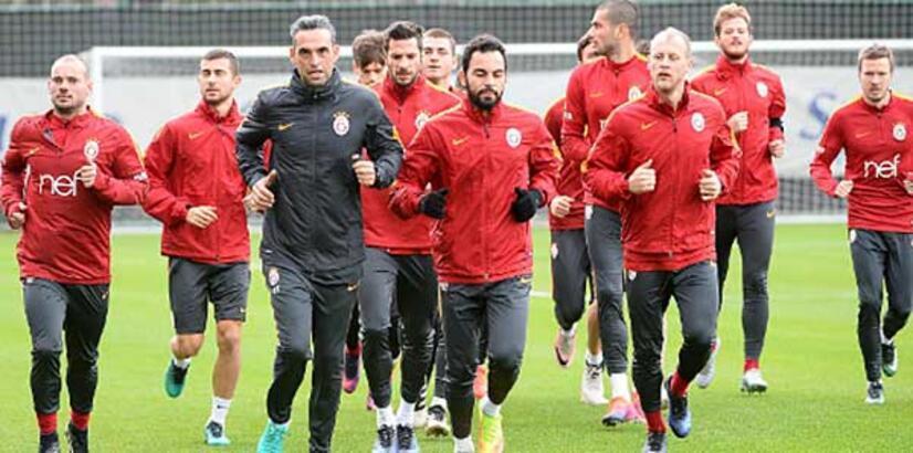 Galatasaray'ın Konyaspor maçı kadrosu...