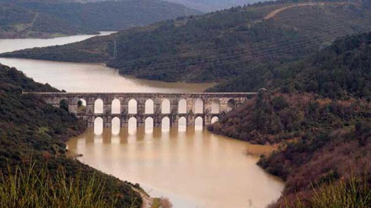 İstanbul'da kar bereketi! Barajlarda doluluk oranı yüzde 64'e çıktı…