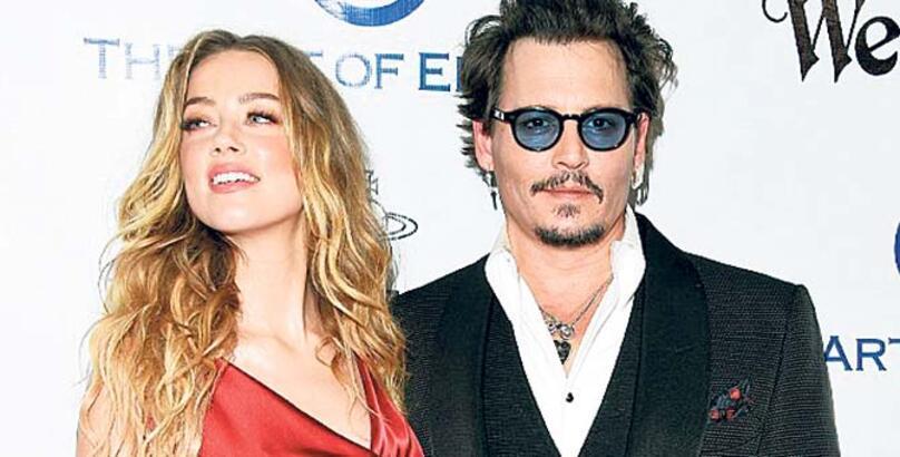 Depp, 7 milyon dolar, 2 köpek ve bir ata boşandı!