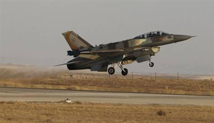 Azerbaycan İsrail'e hava üssü verdi