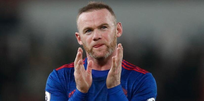 Manchester United'da Rooney 250 gole ulaşarak kulüp tarihinin en skorer futbolcusu oldu