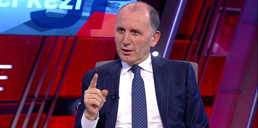Usta'dan Lucescu açıklaması