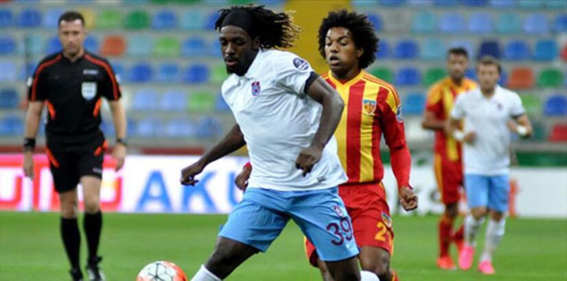 Trabzonspor'da hasta olduğunu bahane edip idmana çıkmayan Cavanda'ya ceza geliyor