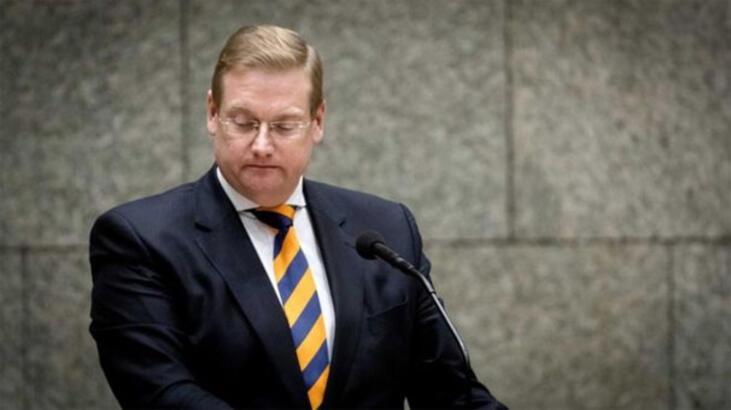Hollanda'da aklanan uyuşturucu parası bir bakanı daha koltuğundan etti