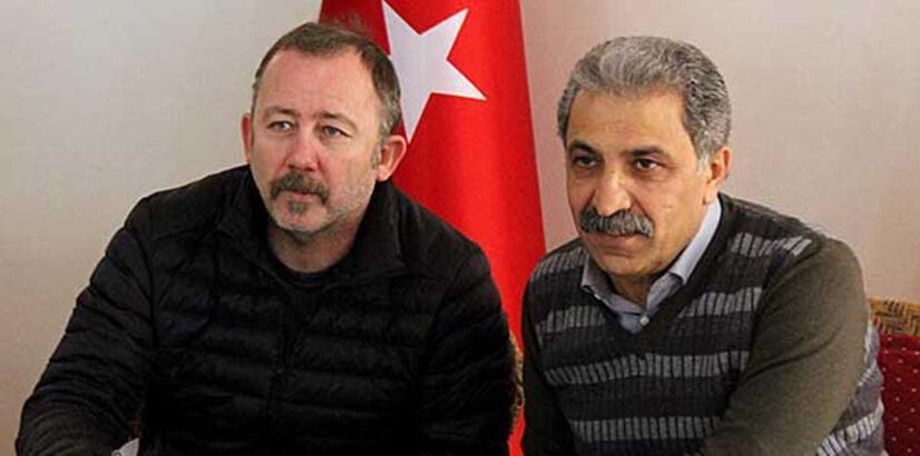Kayserispor'da Sergen Yalçın ve yeni transferler imzayı attı