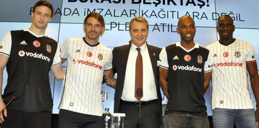 Beşiktaş, ara transfer döneminde de boş durmadı