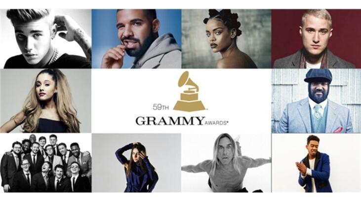 Grammy'ler için geri sayım başladı