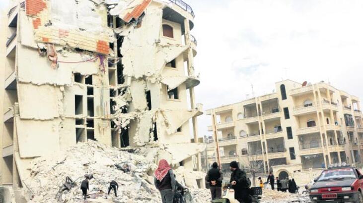 İdlib'de büyük gerginlik