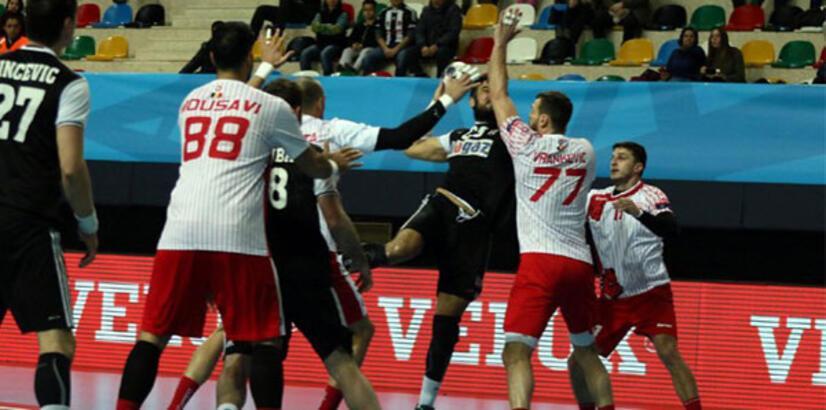 Beşiktaş Mogaz-Dinamo Bükreş: 29-27