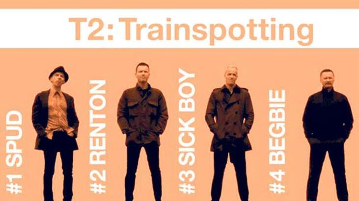 Berlinale'de  'Trainspotting' günü