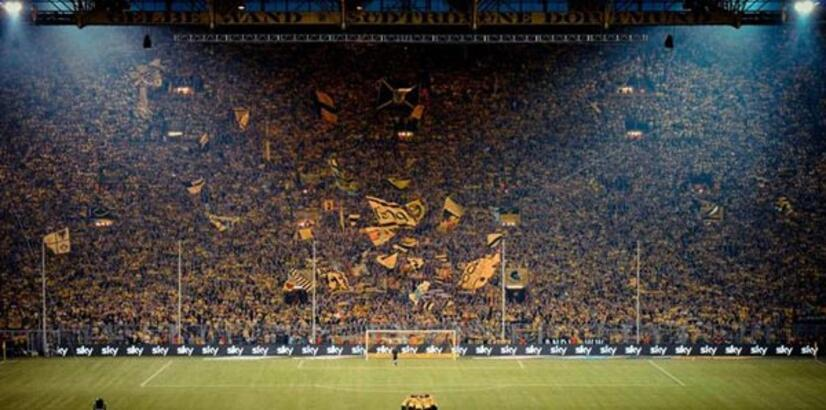 Dortmundlu 88 taraftara ceza!