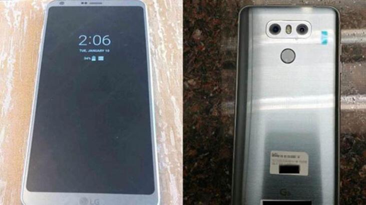 LG G6'nın kamera özellikleri ortaya çıktı