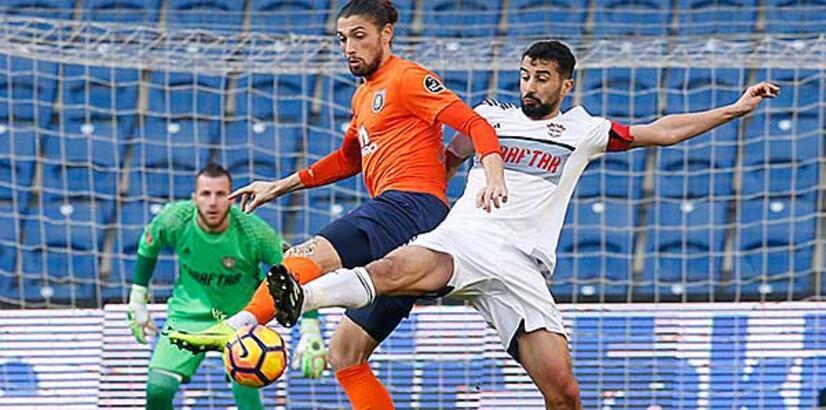 Başakşehir ve Adanaspor PFDK'ya sevk edildi...