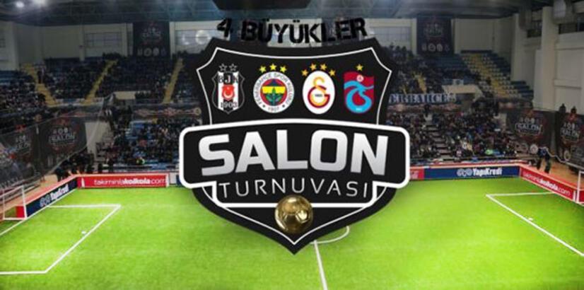 4 Büyükler Salon Turnuvası Beşiktaş Galatasaray maç sonuçu