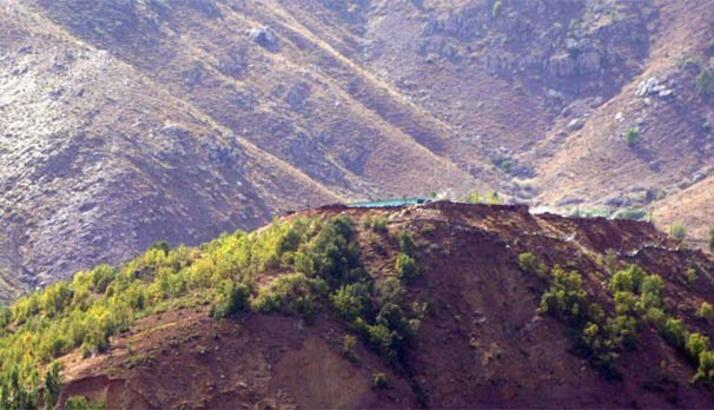 Karakol inşaatına saldırı: 1 ölü, 3 yaralı