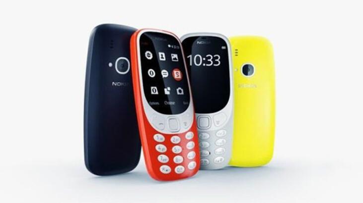 Efsane geri döndü! Yeni Nokia 3310 fiyatı resmen duyuruldu