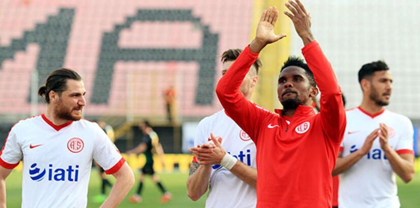Antalyaspor'a Akhisar freni