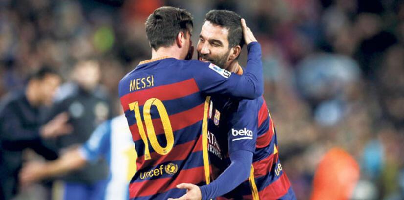 """""""Barcelona'da hayalimi yaşıyorum"""""""
