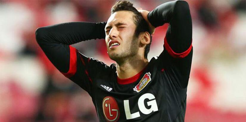 Bayer Leverkusen, Hakan Çalhanoğlu'nun cezasına itiraz etmeyecek