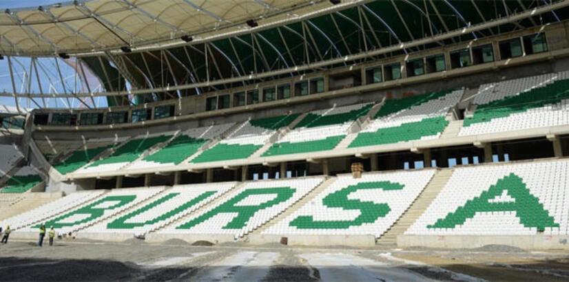 İşte Timsah Arena'nın açılış maçı