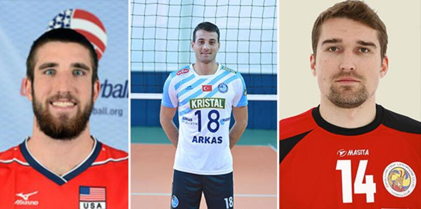 Galatasaray HDI Sigorta'ya üç takviye
