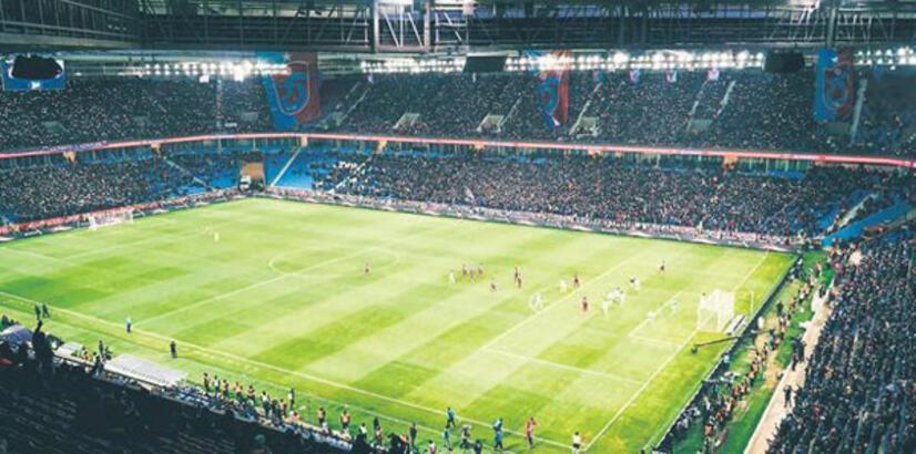 Trabzonspor, Medical Park Arena'da oynadığı 3 maçta kasasını doldurdu