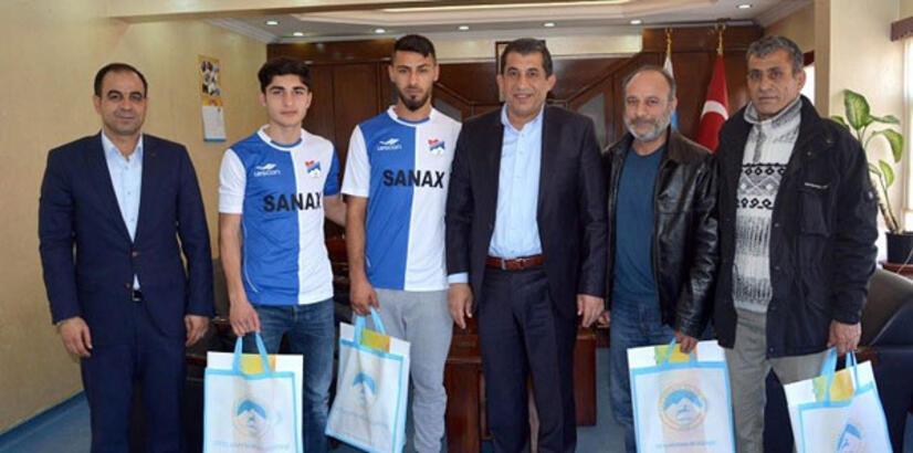 Şanlıurfaspor, Hasan Direk ve Yusuf Sarıca'yı transfer etti