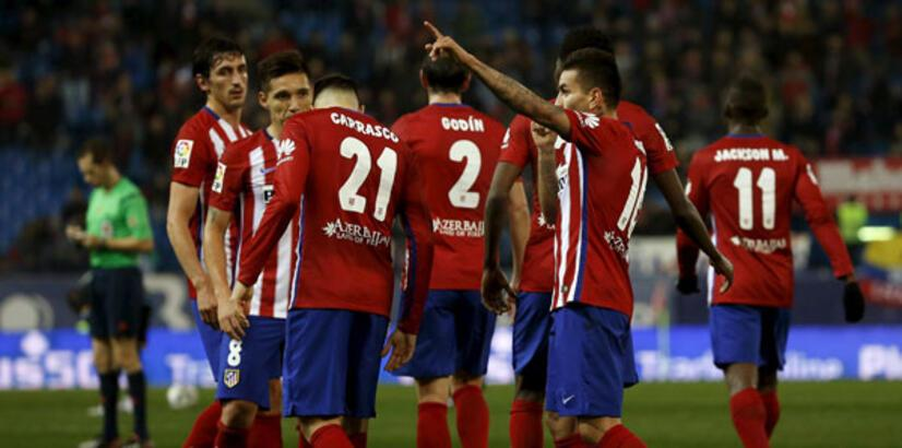 Atletico Madrid - Rayo Vallecano: 3-0