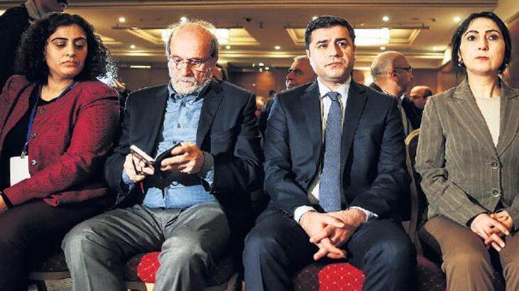 Tuncel, HDK'da eş  başkanlığı bırakıyor