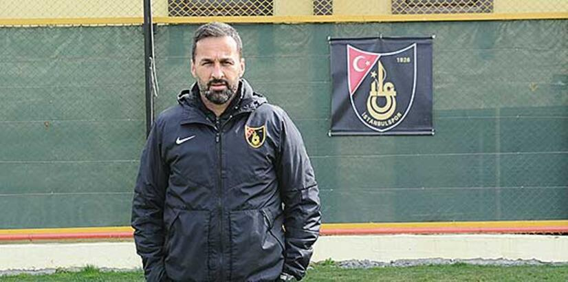"""Hedefim İstanbulspor ile Süper Lig"""