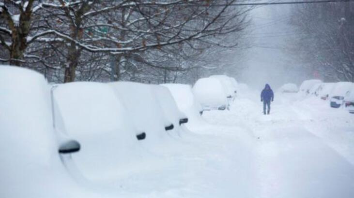 ABD'de kar ve tipi nedeniyle olağanüstü hal ilan edildi