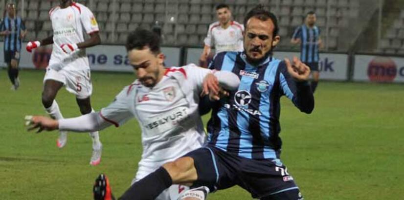 Samsunspor 8 haftadır kazanamıyor