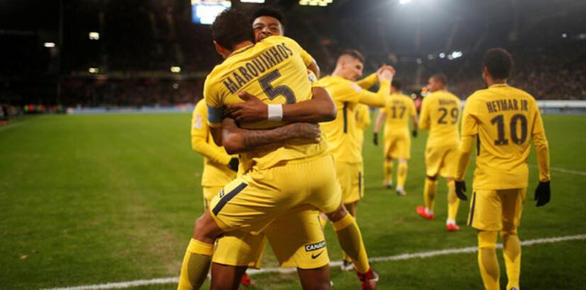Rennes - Paris Saint-Germain: 2-3