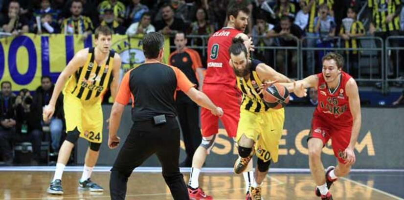 Fenerbahçe'nin konuğu Cedevita