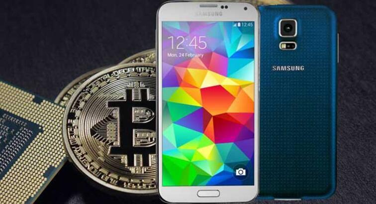 Samsung, Bitcoin madenciliği için cihaz üretiyor