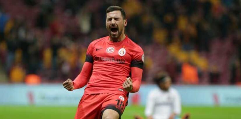 Galatasaray Sinan Gümüş'ün sözleşmesini uzatacak