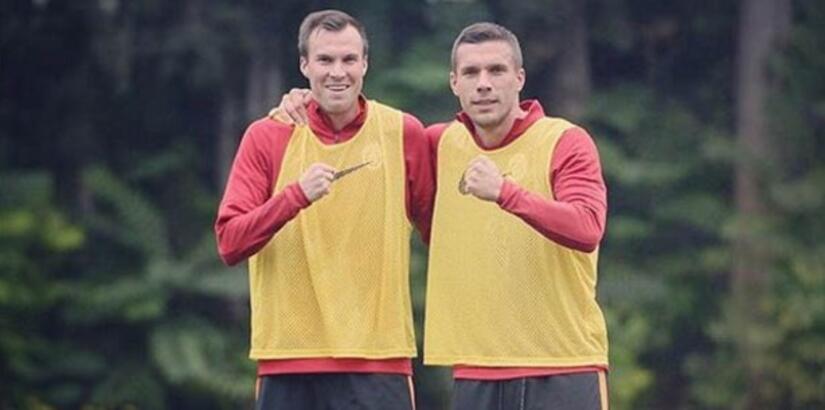Podolski: 'Kevin'in yaptığını yapmam!'