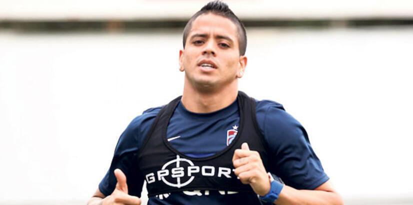 Trabzonspor'da Luis Ibanez ayrılık için gün sayıyor