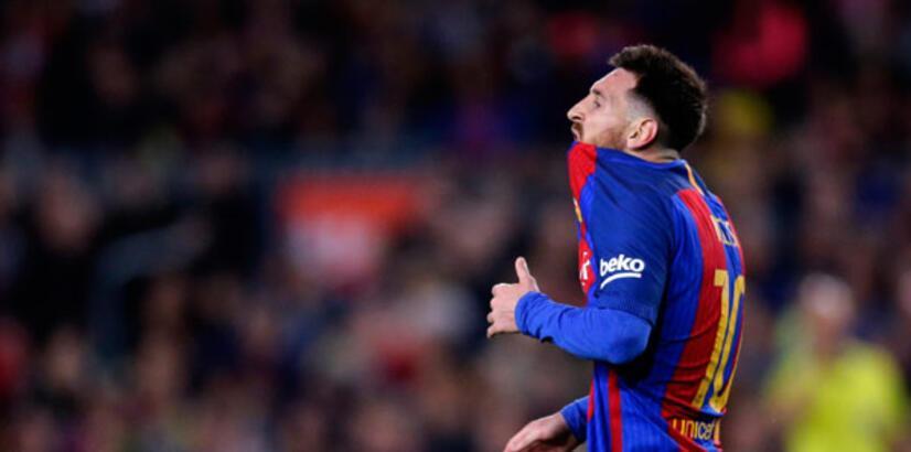 Federasyon, Messi'nin cezasını unuttu!