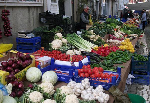 İstanbul'da Perşembe günü kurulan pazarlar