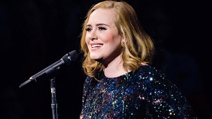 Adele'in konser havası 150 dolar!