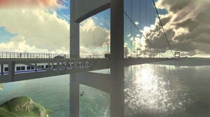 İşte 3. köprü