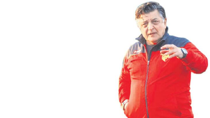 'Göztepe'yi Süper Lig'e çıkaracağım'