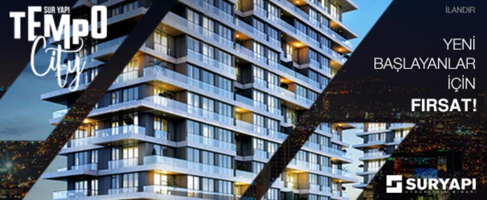 Sur Yapı Yeni Projesi ile Şehrin Temposunu Değiştirecek!