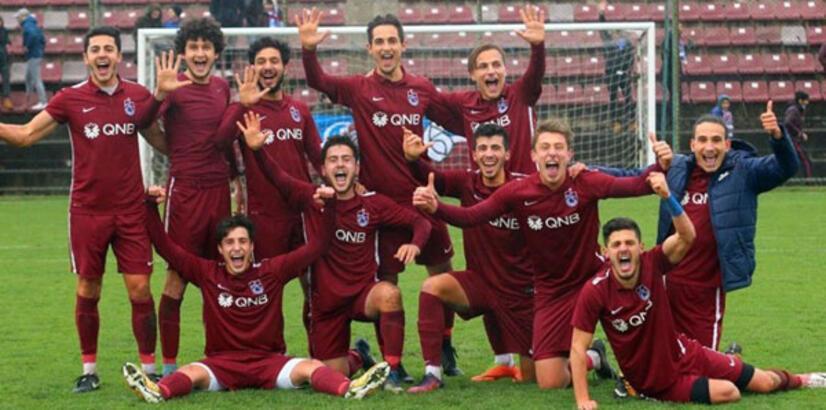 Trabzonspor U21 takımı Fenerbahçe'yi farklı geçti