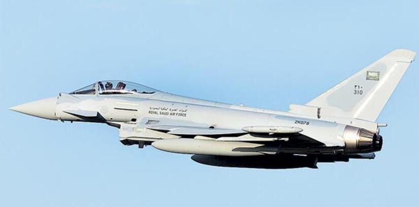 Saudi jets in Incirlik